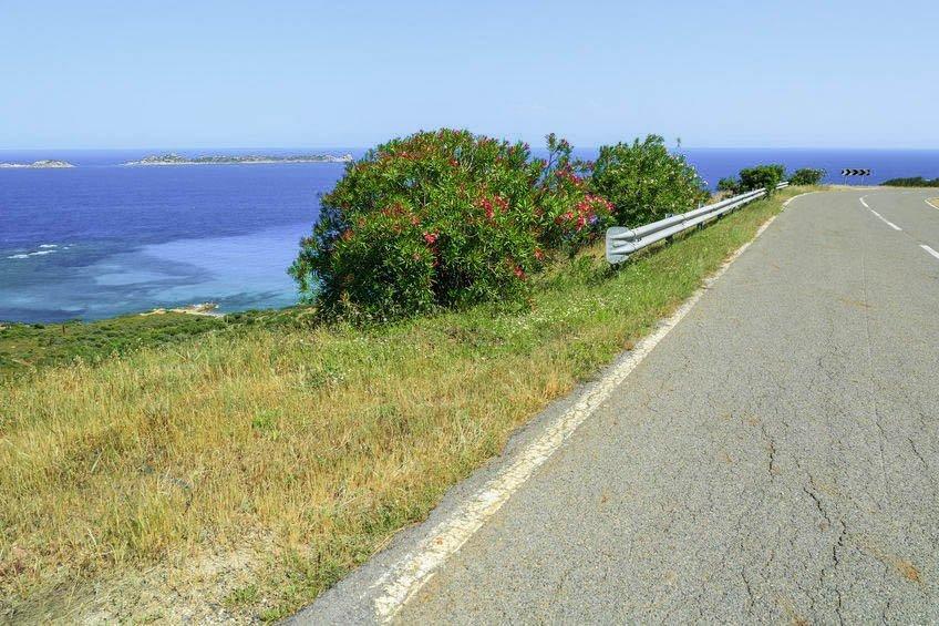 route cotière Villasimius