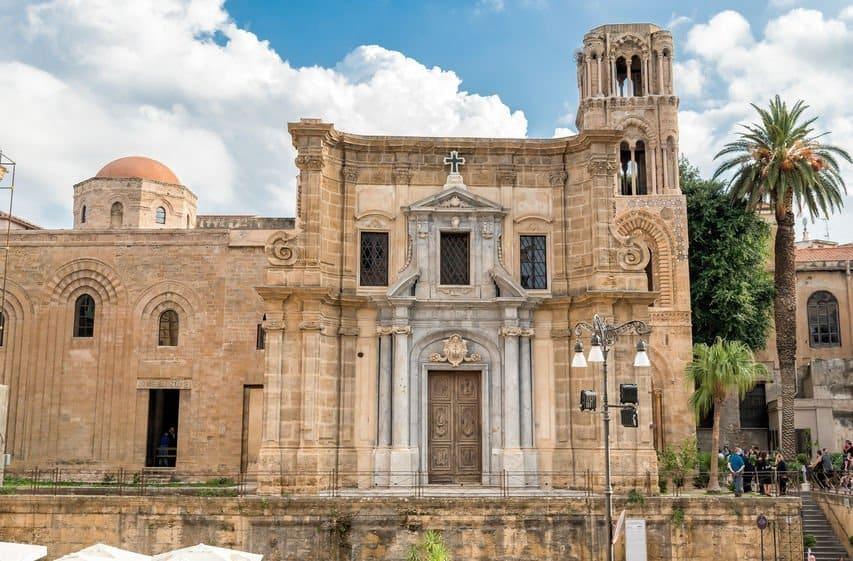 église martorana palerme