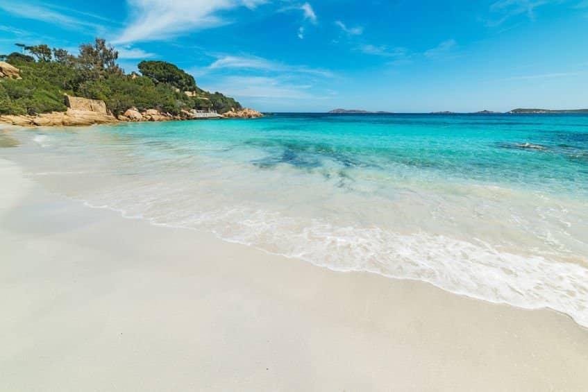 plage Capriccioli