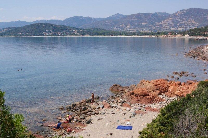 Sferracavallo plage