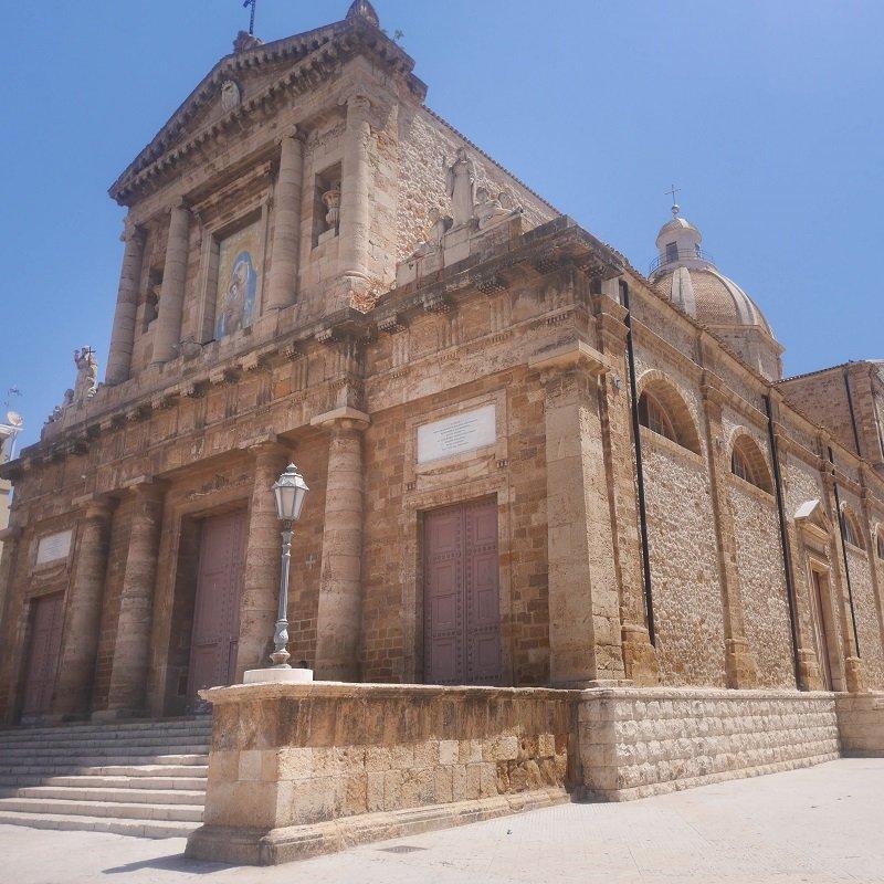 cathédrale de Gela
