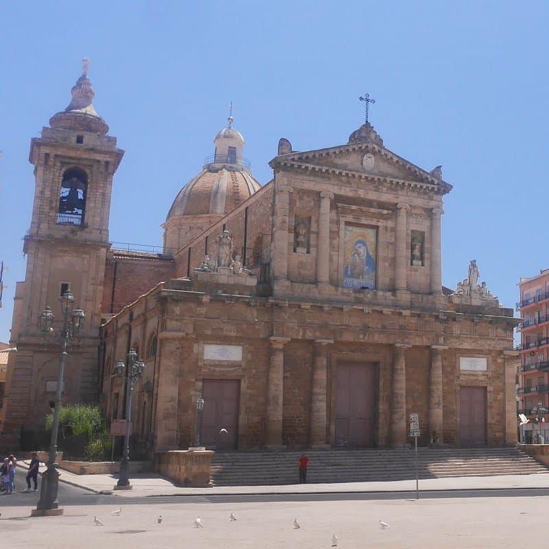 cathédrale gela sicile