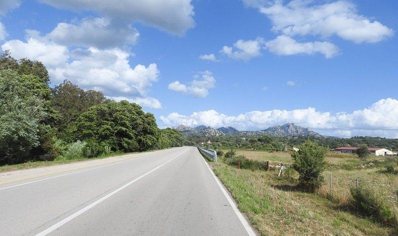 route sardaigne