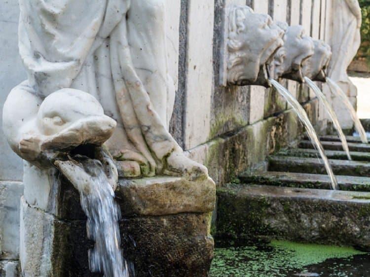 sassari fontaine rosello