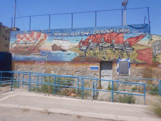 graffiti gela sicile