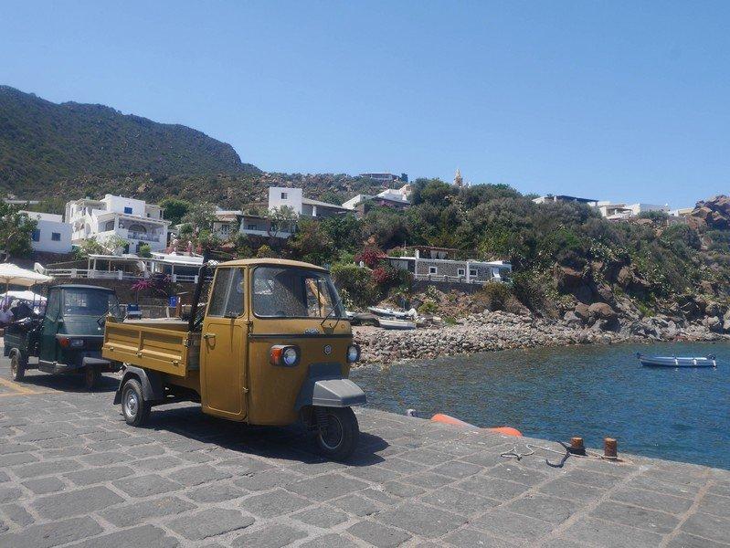 petit vehicule italien