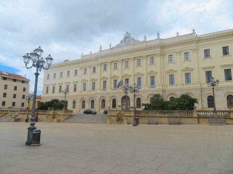 Palazzo della Provincia sassari