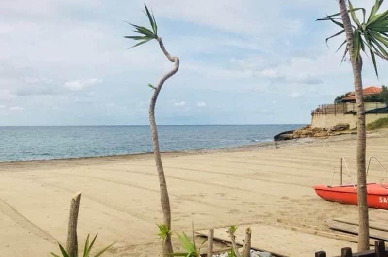 plage Crucicchia sicile