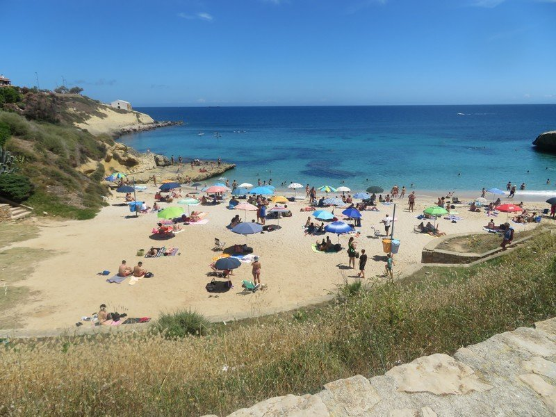 plage de balai porto torres