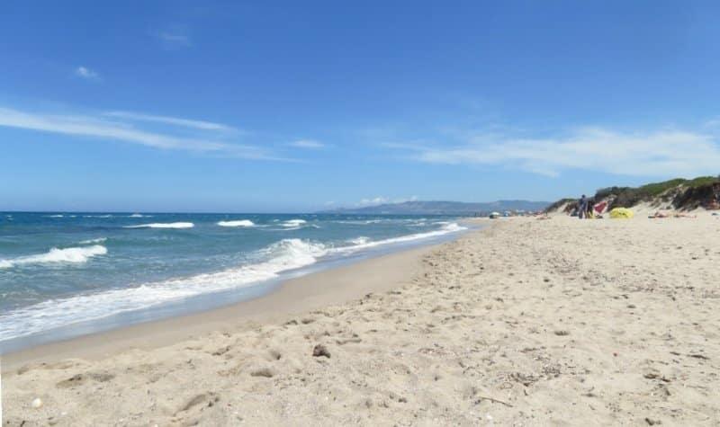 plage de platamona