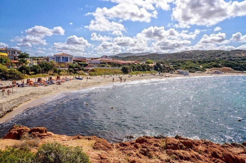 plage longa isola rossa