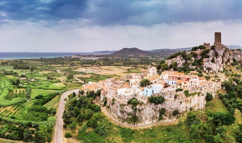 Visiter Posada en Sardaigne
