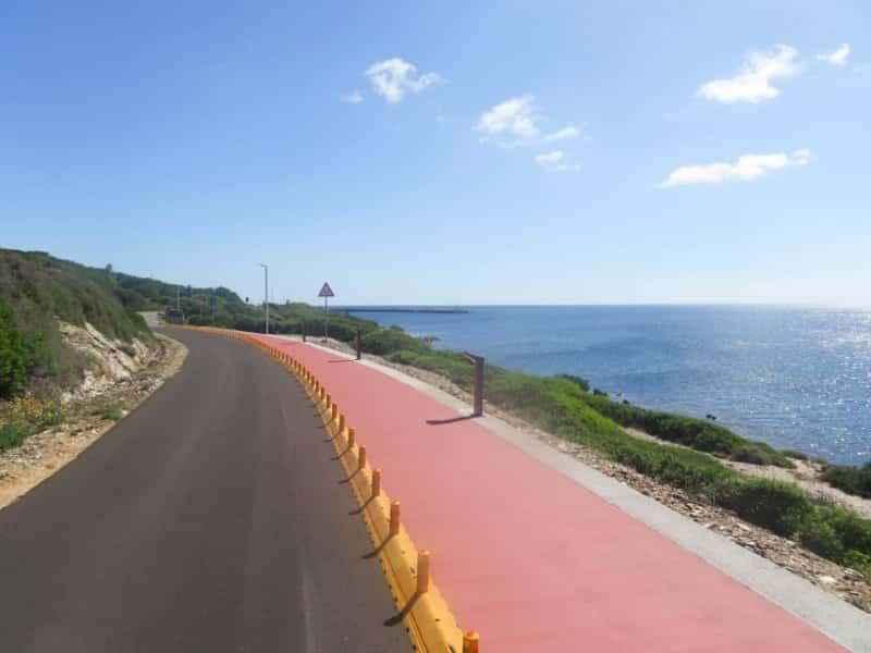 route panoramique stintino