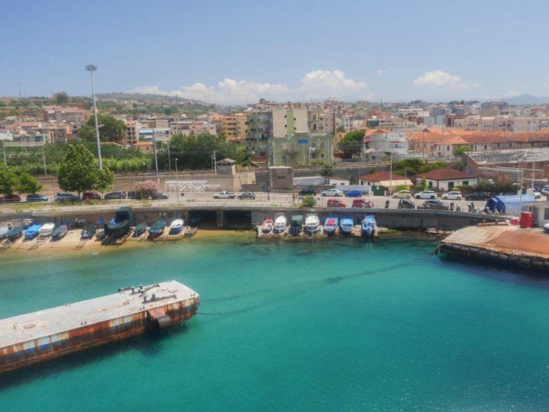 port san giovanni italie