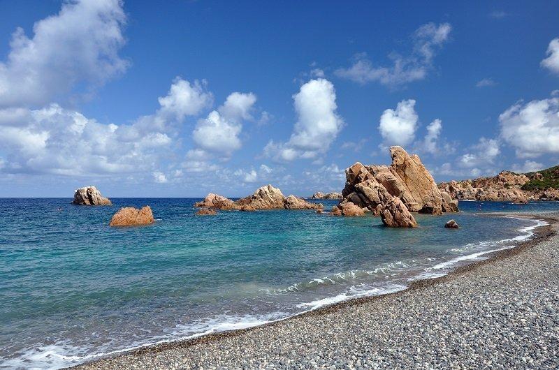 plus belles plages du nord de la sardaigne