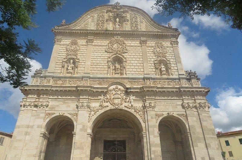 cathédrale de sassari