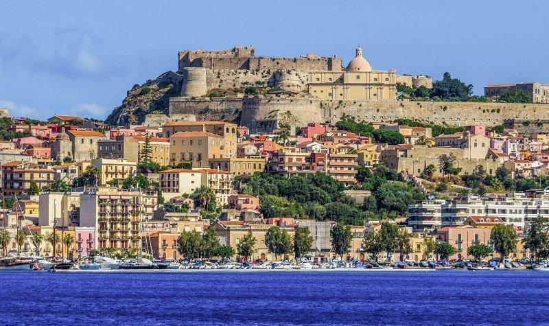 Visiter Milazzo en Sicile