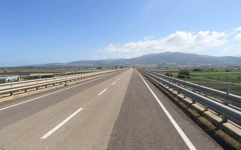 voie express sardaigne