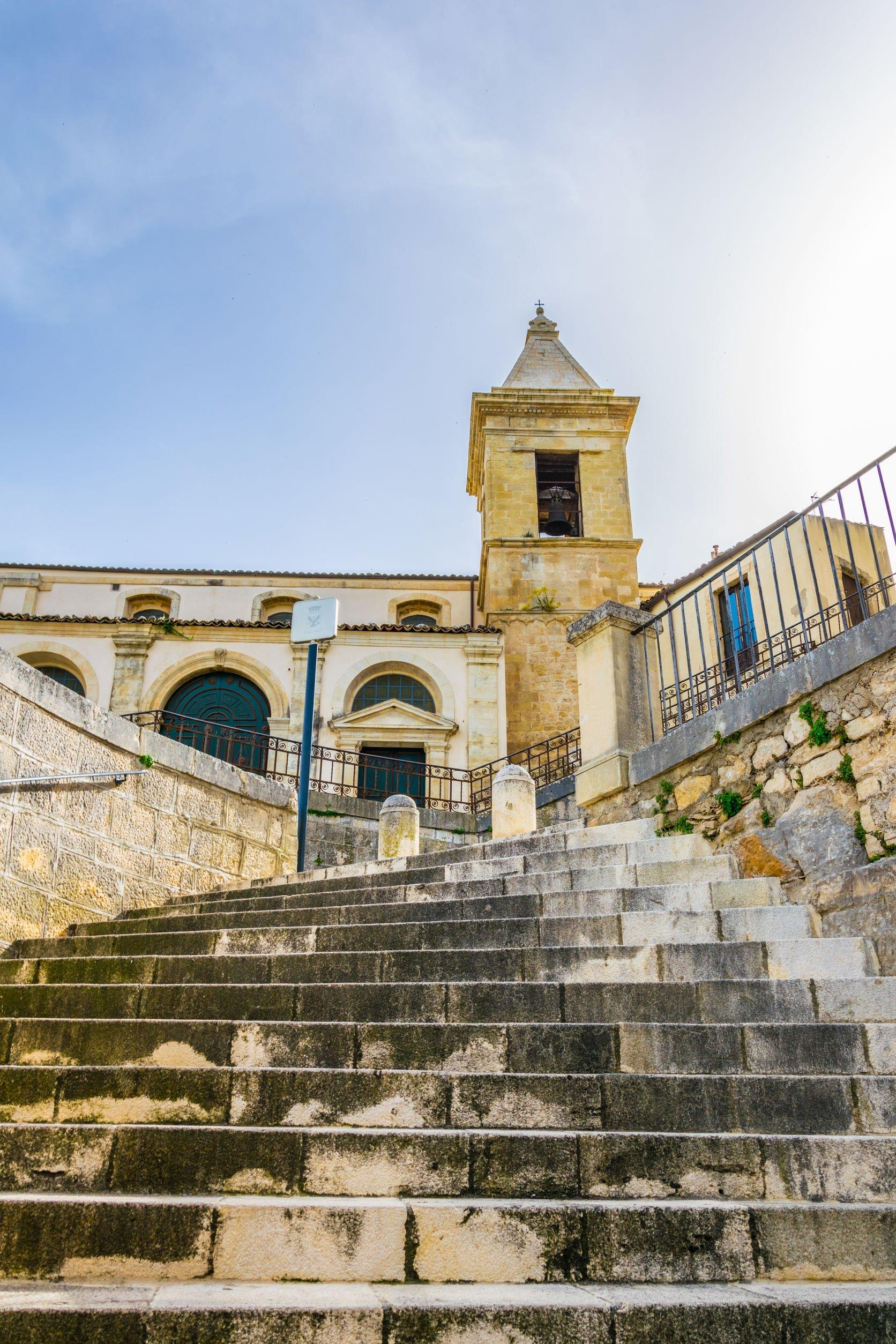 Santa Maria delle Scale raguse