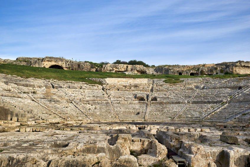 théâtre grec syracuse