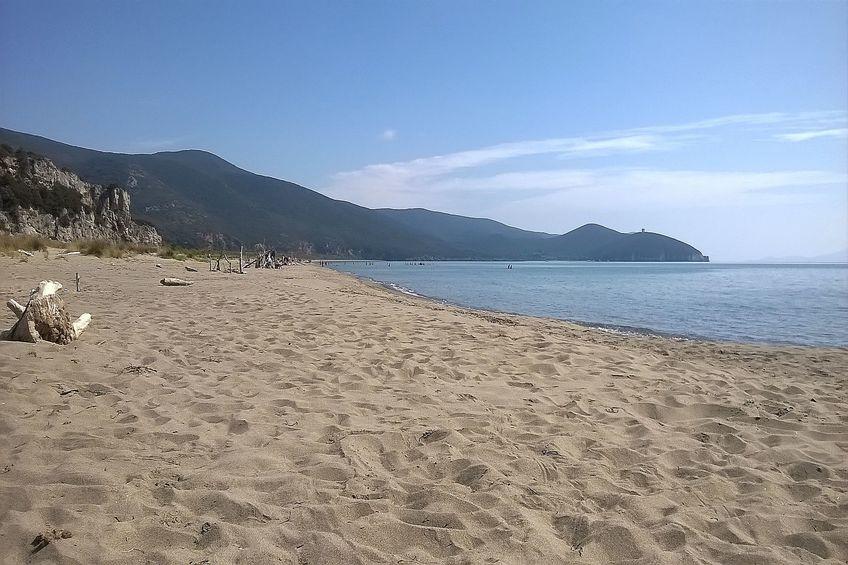 plage parc de la maremme