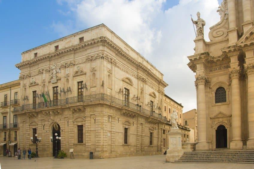 Palazzo del Vermexio syracuse