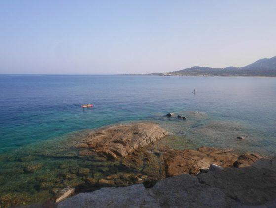 la côte d'algajola