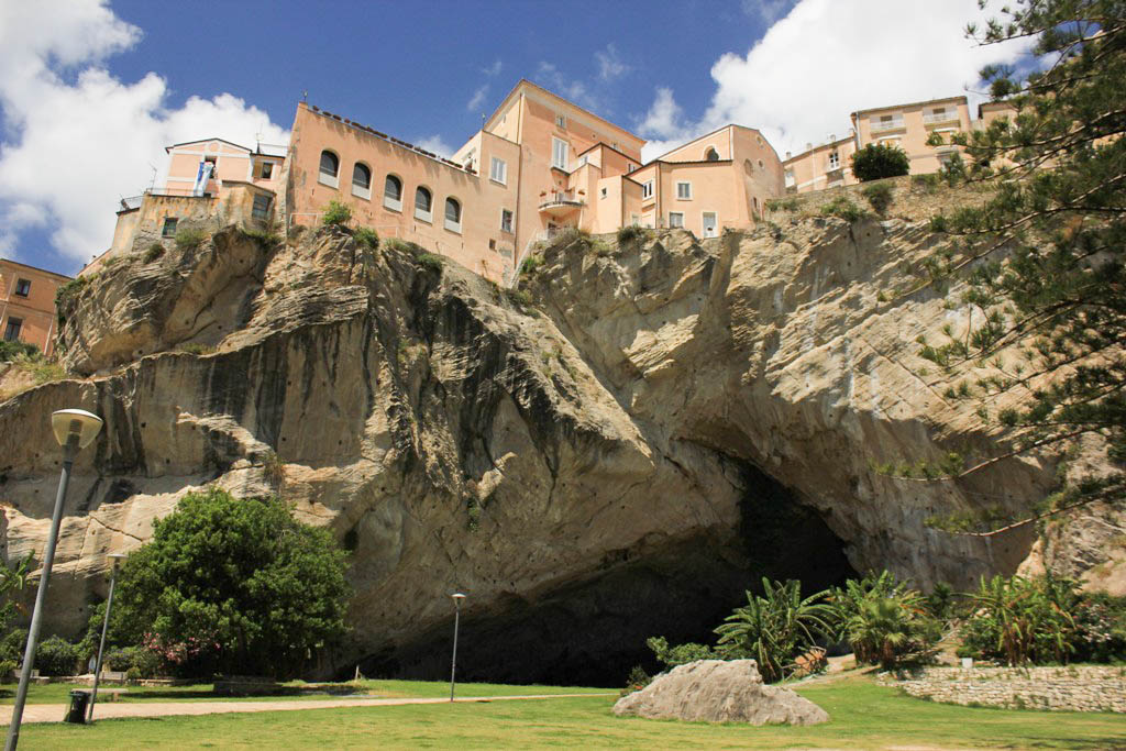 grotte d'amantea