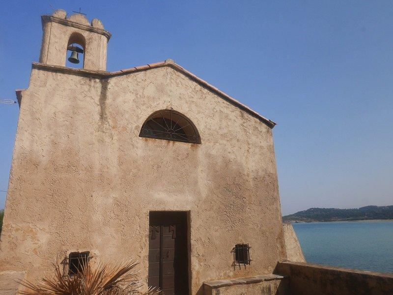 chapelle saint michel algajola