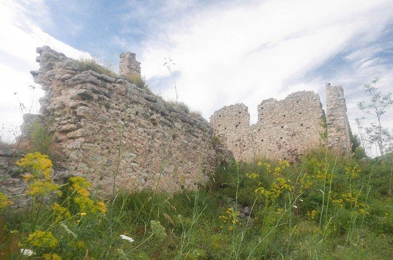 castello aiello calabro