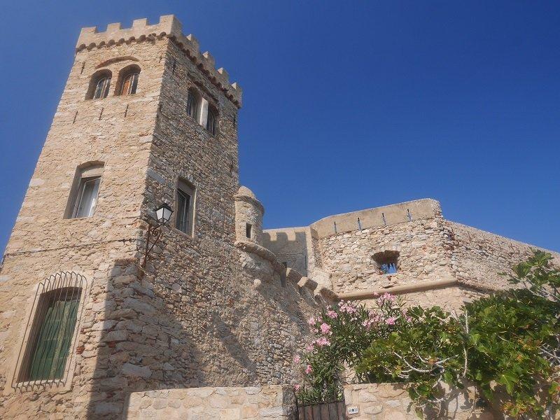 chateau fort algajola