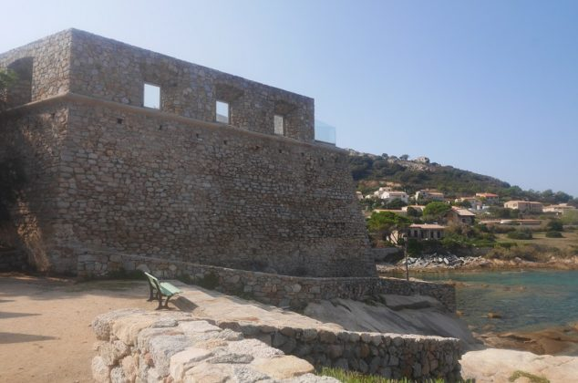 forteresse algajola