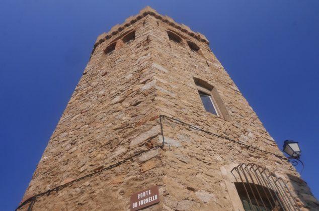 tour chateau algajola
