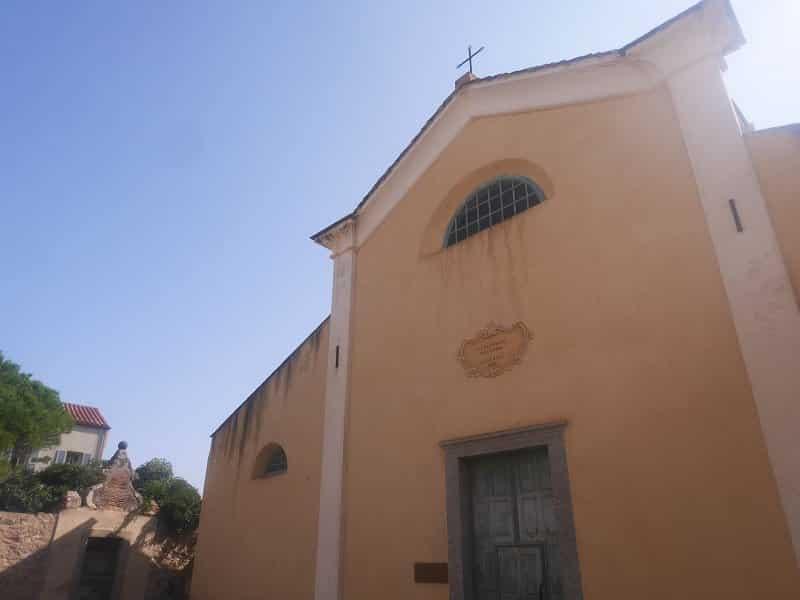 église saint georges algajola