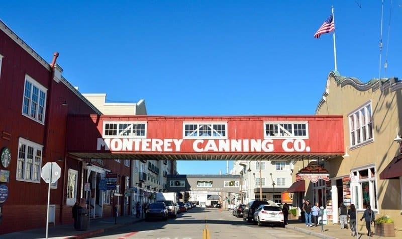 Visiter Monterey