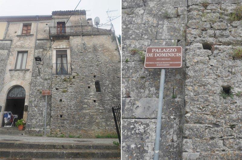 palazzo de dominicis aiello calabro