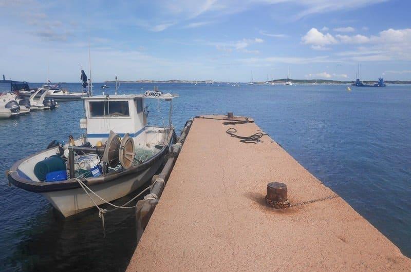 bateau de pêche corse