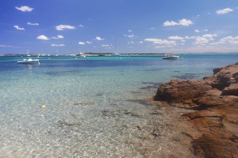 vue plage de piantarella