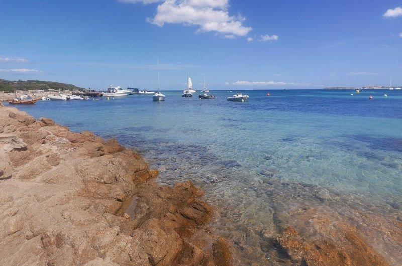 trajet plage de piantarella