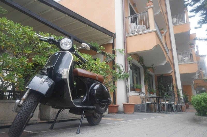 scooter italie