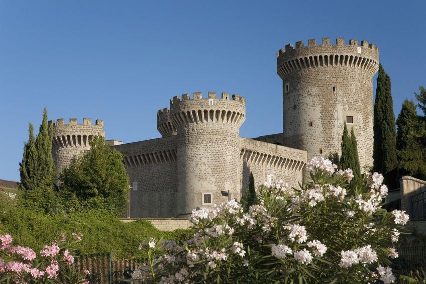 Rocca Pia tivoli