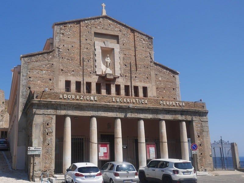 Chiesa Matrice SS Immacolata scilla