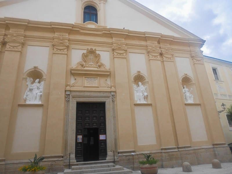 Chiesa del Gesù tropea