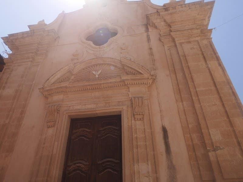 Chiesa dello Spirito Santo scilla