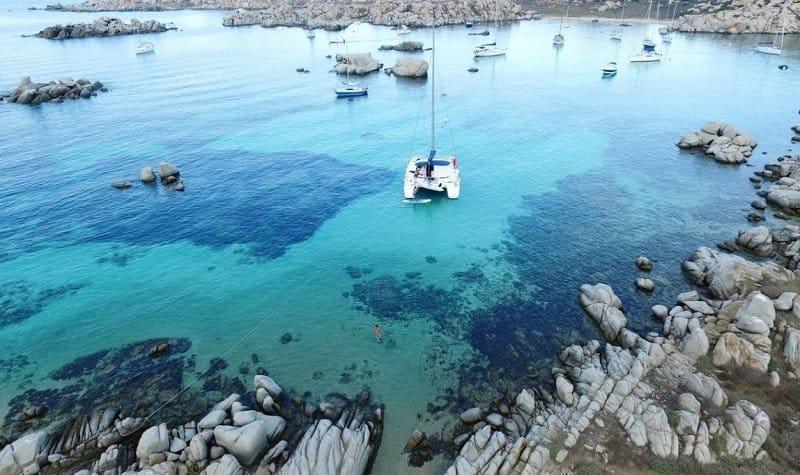 Location de bateau en Corse