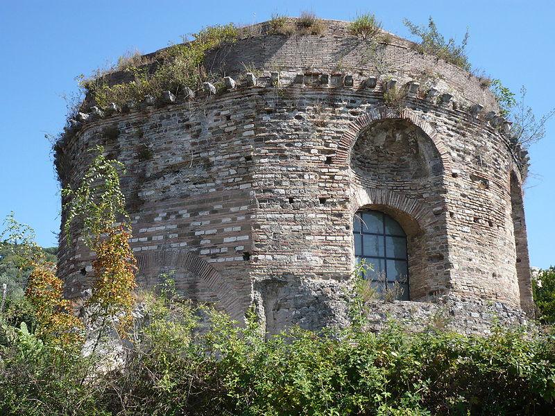 Temple della Tosse tivoli
