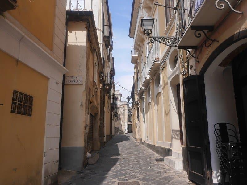 centre historique pizzo