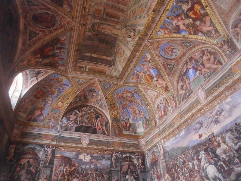 visiter le musée du vatican et la chapelle sixtine