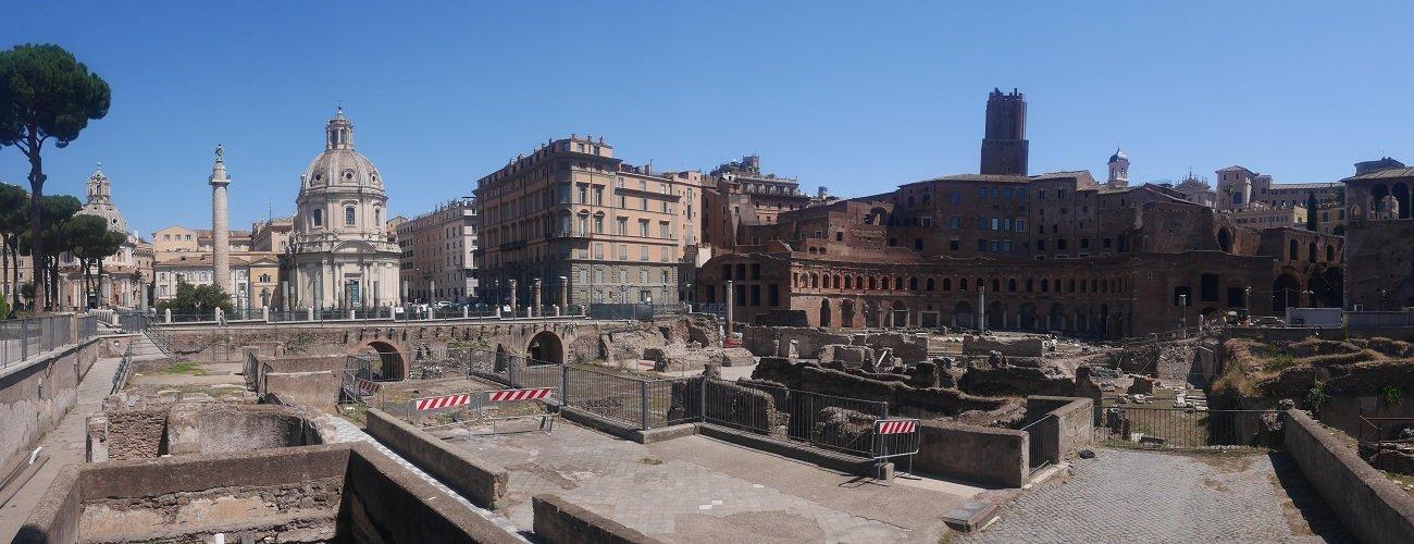 forums impériaux de rome