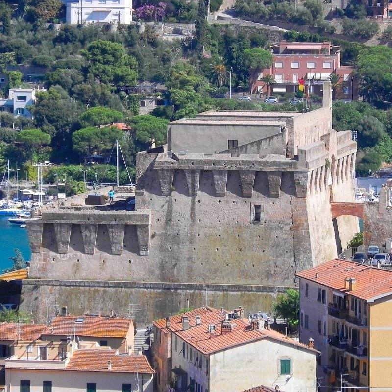 forteresses de monte argentario